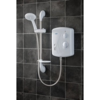 Electric Shower White 9.5kw