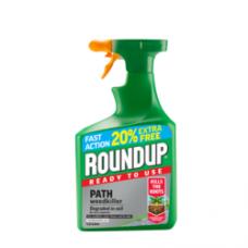 Roundup Path RTU 1L+20% Extra Free