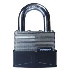 Defender Laminated Lock 50mm