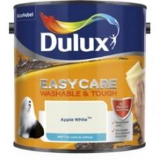 Dulux Easycare Apple White 2.5Ltr
