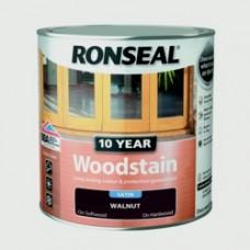 10YR Woodstain Satin Walnut 750ML