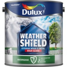 Weathershield Gloss Buckingham 2.5Ltr