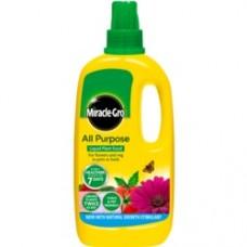 M-GRO A/Purp Plant Food Liquid 1Ltr