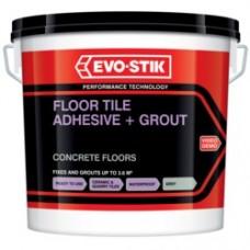 10Ltr Tile/Floor Adh & Grout for Concrete Floors