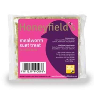 Mealworm Suet Treat 300g