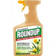 Roundup Natural Weed Control RTU 1Ltr