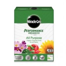 M-Gro Organic Plant Feed 1kg