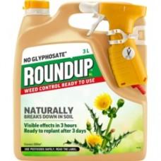 Roundup Natural Rtu 3L