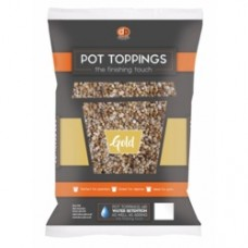 POT TOPPINGS GOLD