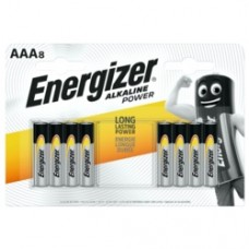 Energizer AAA Pack 8