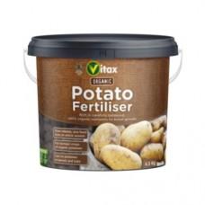 Vitax Organic Potato Fertiliser Tub 4.5kg