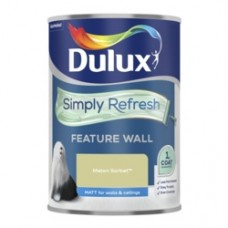 Dulux Simply Refresh One Coat Feature Wall 1.25L Melon Sorbet