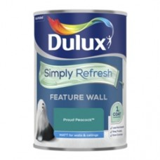 Dulux Simply Refresh One Coat Feature Wall 1.25L Proud Peacock