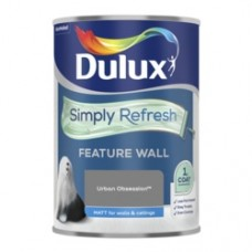 Dulux Simply Refresh One Coat Feature Wall 1.25L Urban Obsession