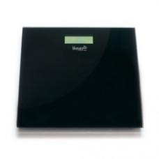 Black S Series Digital Bathroom Scales