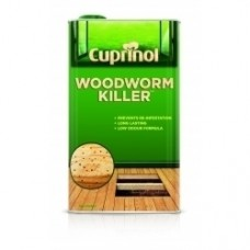 Cuprinol Woodworm Killer 5Ltr