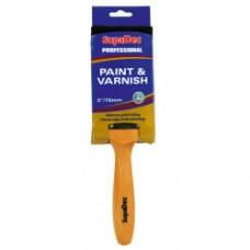 Supa Pro Paint & Varn Brushes 25mm
