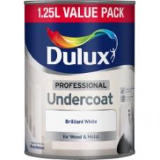 Dulux Undercoat White 1.25Ltr