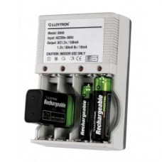 Mains Battery Charger 4x AA Or AAA