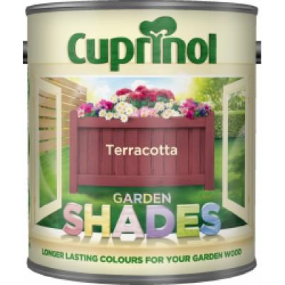 Garden Shades Terracota 1Ltr