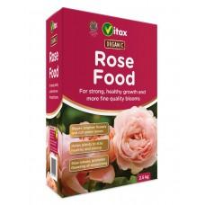Rose Food Organic 2.5Kg
