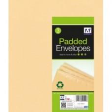 Anker Padded Brown Envelopes 240 x 275 Pack 3