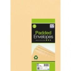 Anker Padded Brown Envelopes 370 x 480 Pack 3