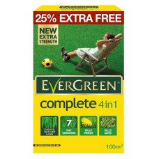 Evergreen Complete 4 in 1 80m2 +25%foc