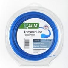 ALM Trimmer Line Blue 1.5mm x 210mtr SL006
