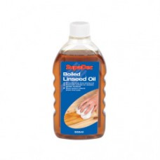 BOILED LINSEED OIL     500ML