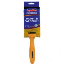 Supa Pro Paint & Varnish Brush 75mm