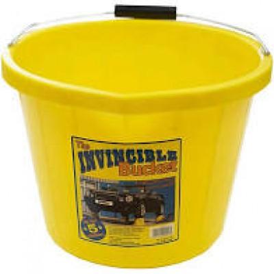 Bucket 3 Gallon Yellow