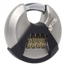 70mm High Security 4-Dial Combination Loc