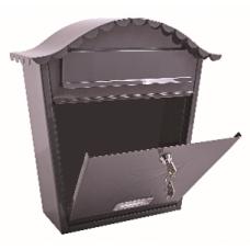 Post Box Anthracite Classic
