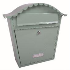 Post Box Chartwell Green Classic