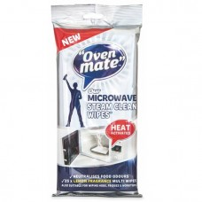 Microwave Steam Clean Wipes