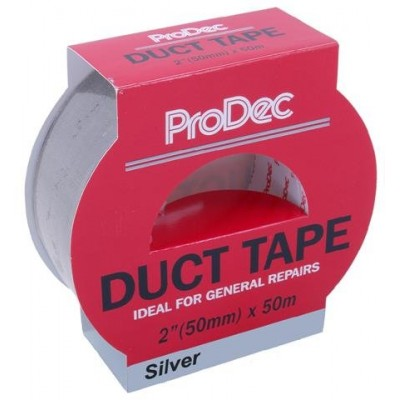 Duct Tape Silver 50mm