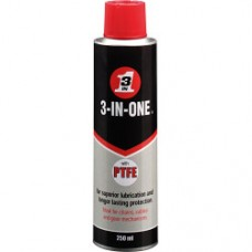 3 IN 1 AEROSOL WITH PTFE 250ML