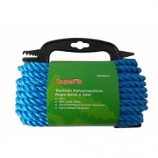 SupaFix Twisted Polypropene Rope 15m 8mm