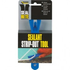 Sealant strip out tool