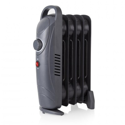 650W Oil Filled Radiator - Titanium