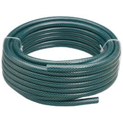 12mm Bore Green Watering Hose (15M) 56311