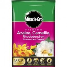 Miracle Gro Ericaceous Compost Azelea, Camelia, Rhododendron 40 Litres