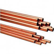 15mm Copper Pipe 2Mtr Length
